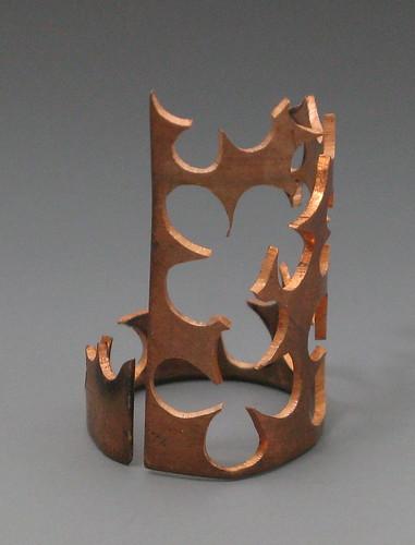 "RAD #79 3/20/10 ""Copper Scrap"" | by kathrynriechert"
