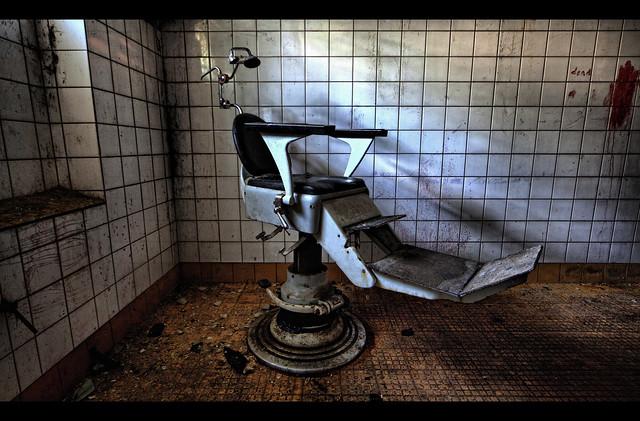 Dentist in the basement