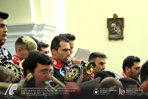 Concierto Clausura 10º Aniversario Sagrado Corazón de Jesús de Sorbas | by Banda Sagrado Corazón de Jesús - Sorbas