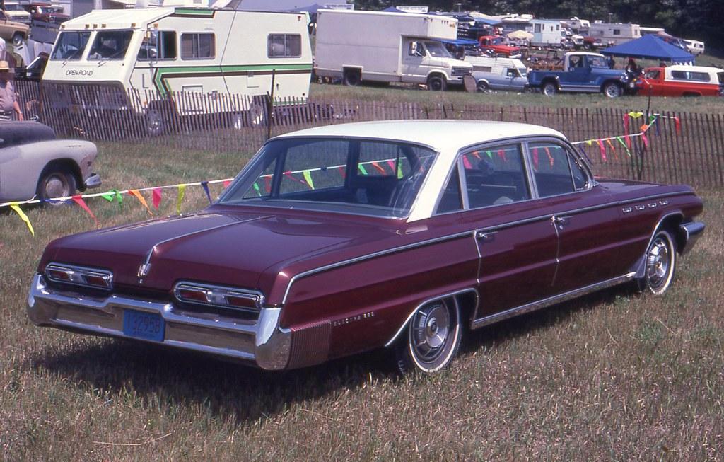 1962 Buick Electra 225 4 door