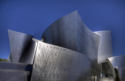 Walt Disney Concert Hall, Los Angeles   by Creativity+ Timothy K Hamilton