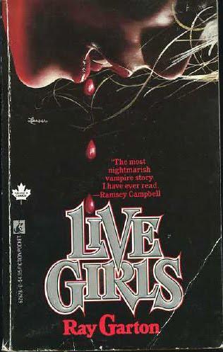 Live Girls by Ray Garton