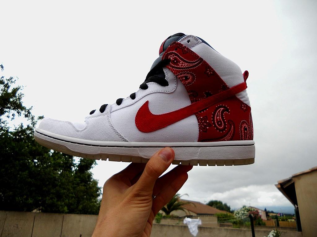 new concept 99882 360c2 Nike Dunk High SB Cheech & Chong | Smoking Shoes | Sneaker ...