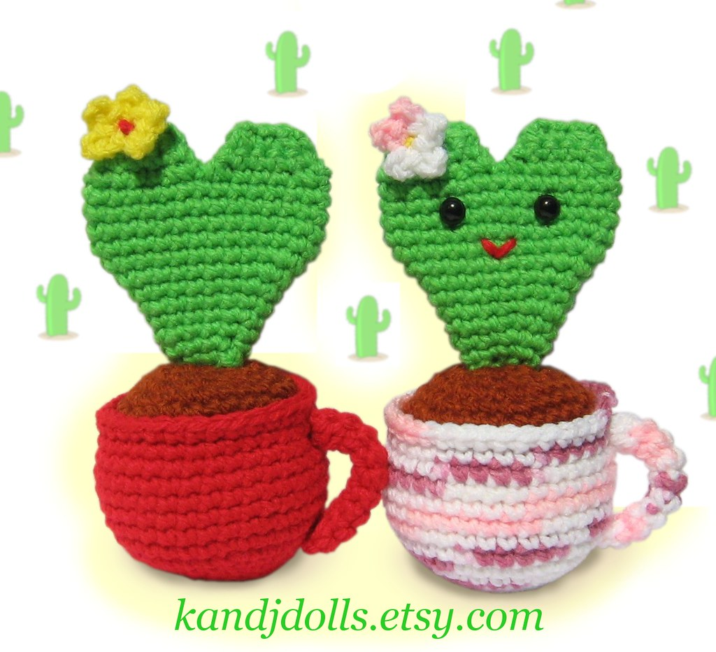 20 Amigurumi Crochet 3D Heart Free Patterns Perfect Valentine Gift ... | 932x1024