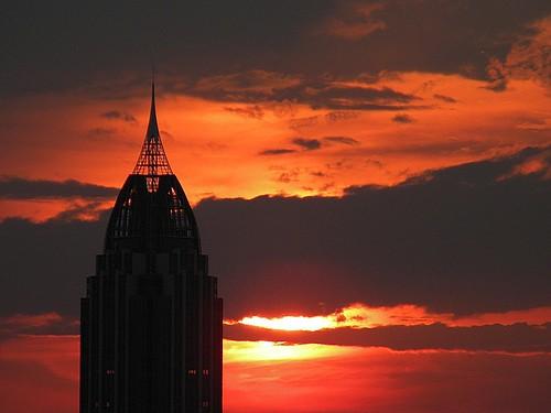 sunset building mobile skyscraper landscape nikon scenery coolpix rsa mobileal mobilealabama l100 challengeyouwinner cywinner skyscrapersunset platinumheartaward coolpixl100 nikonl100 mobileskyline rsr418