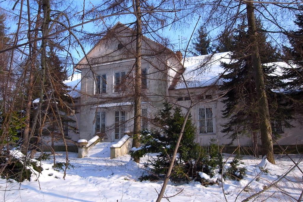 37/365: Manor house in Zakliczyn