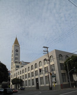 Schmidt Lithograph Company Clocktower - 461 2nd Street, San Francisco | by Anomalous_A