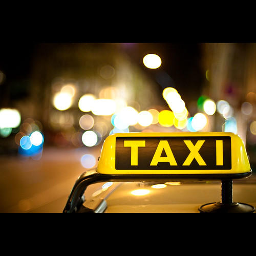 Taxi | by Ben Fredericson (xjrlokix)
