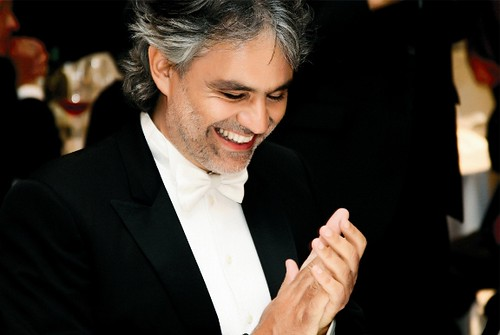 Andrea Bocelli | by Souran5