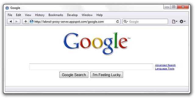 Google Proxy Server | Setup your own proxy server | Amit
