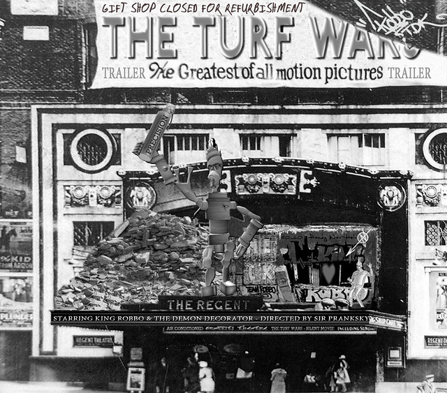 Turf Wars - The Real Blockbuster!