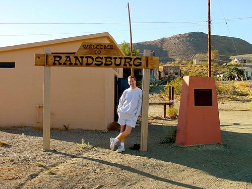 Randsburg Jail