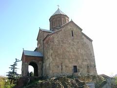 Metechi Church - Tbilisi, Georgia