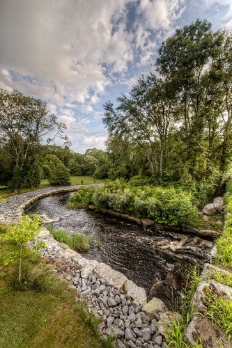ma stream unitedstates massachusetts newengland waterway buzzardsbay newbedford acushnet wampanoags acushnetriver hamlinstreet hamilnpond hamlinspond