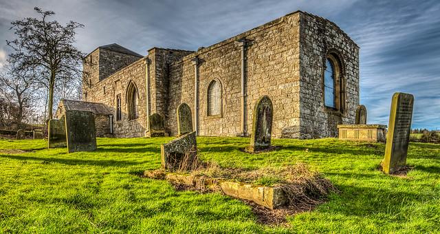 St. John The Baptist, Edlingham