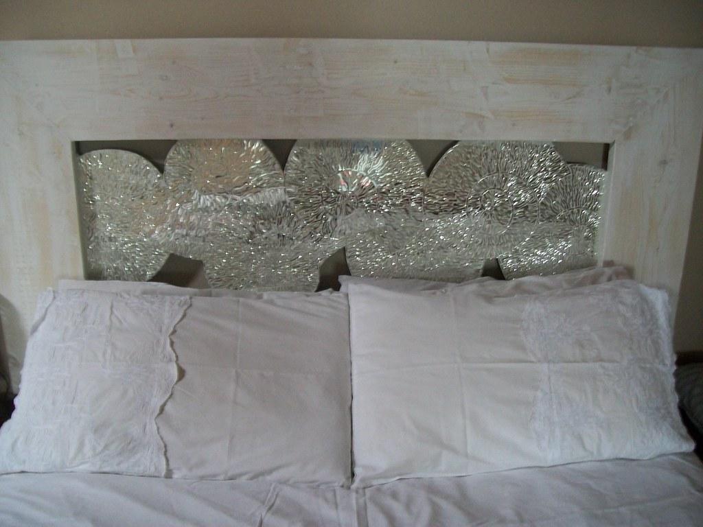 Seashell Mosaic Mirror Headboard Michel Price Flickr