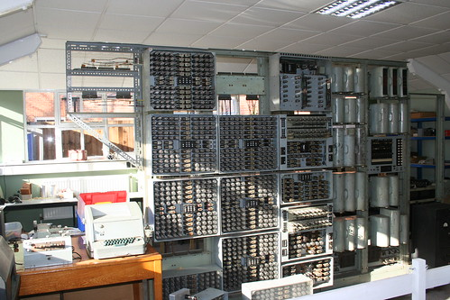 Harwell Dekatron Computer @ Bletchley Park