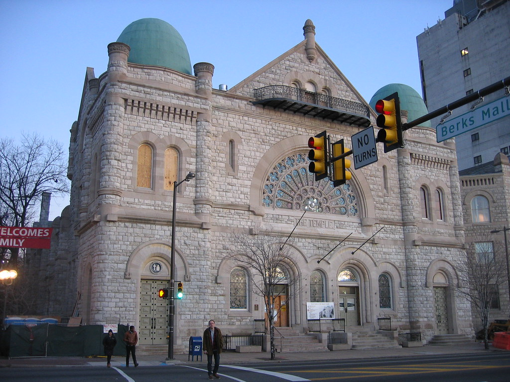 Former Grace Baptist Church, Temple University | More inform… | Flickr