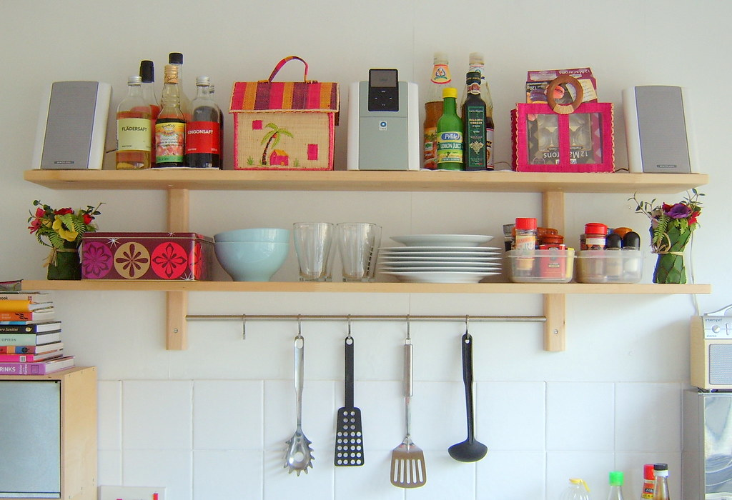 Genial ... My New Ikea Kitchen Shelf | By Www.madebylova.wordpress.com