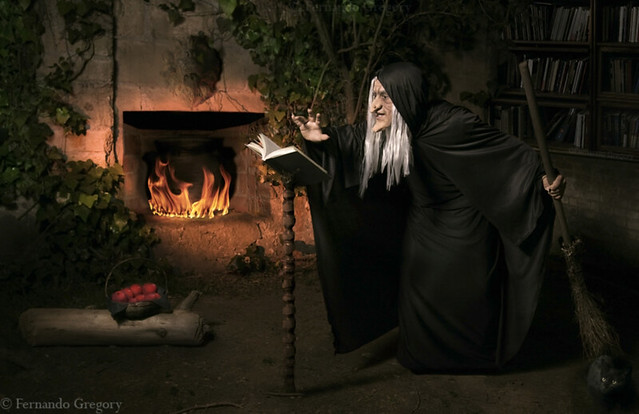 Old-Hag Witch