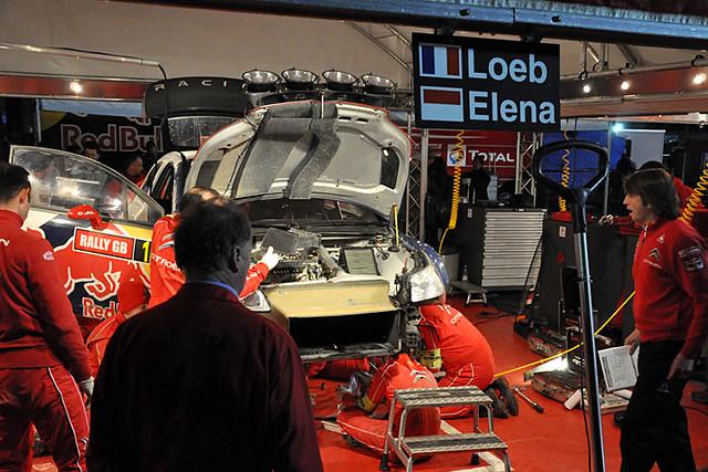 mechanic scrutineer