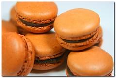 Cikolatali Makaron / Chocolate Macaron   by Cem Vedat ISIK