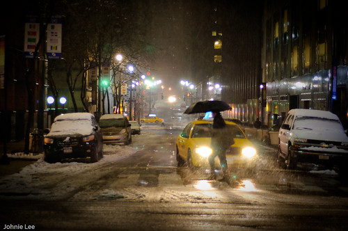 Snowstorm NYC '10 | by Johnia!