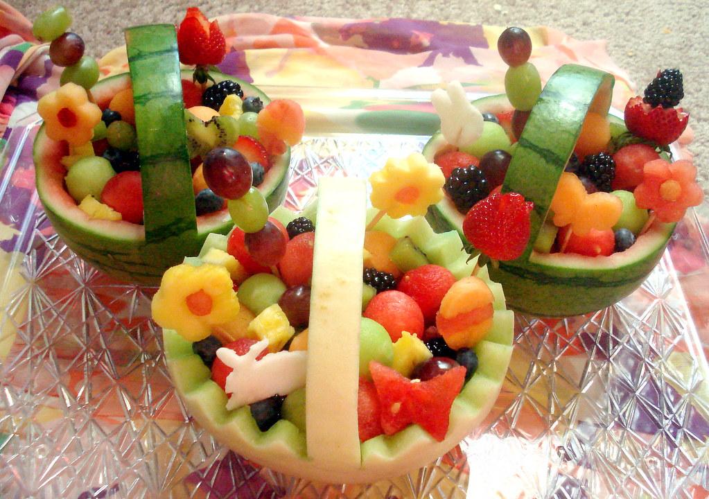 Easter Fruit Baskets (Explored!)