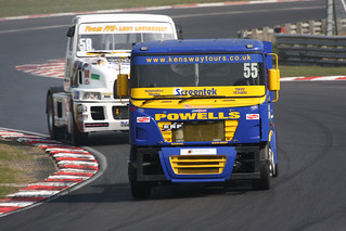 Graham Powell - ERF ECX | by Rev Gear