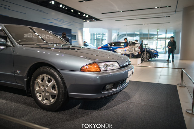 Auto Motor Playground ''TOKYO'' // Nissan JDM Racers at Nissan Global Headquarters Gallery Yokohama