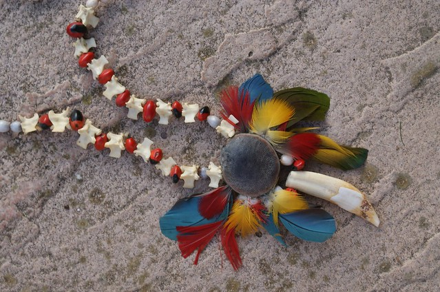 Bora Indian Bead necklace 1