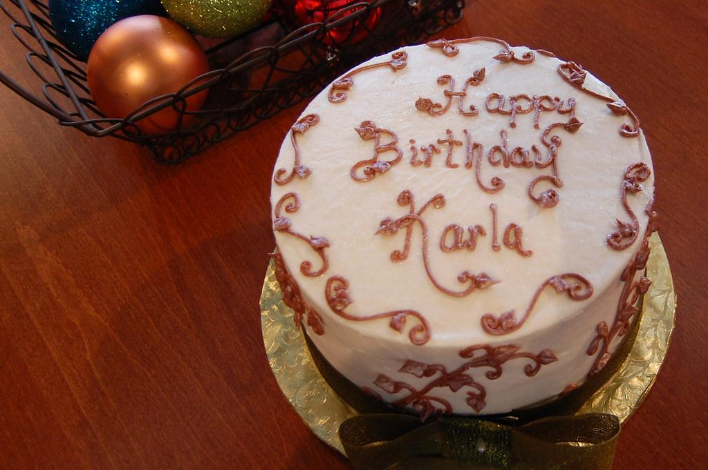 Excellent Karlas Cake Karlas Birthday Cake Yum Blend Interactive Funny Birthday Cards Online Inifofree Goldxyz