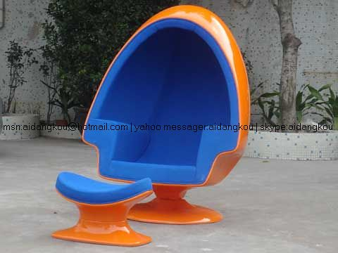 Exceptionnel Aarnio Eero Speaker Chair Lee West Egg Chair | Aarnio Eero S ...