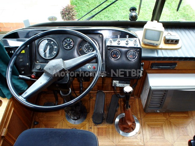 Motorhome MotorTrailer - Scania 112 Nielsen (1978-1986) | Flickr