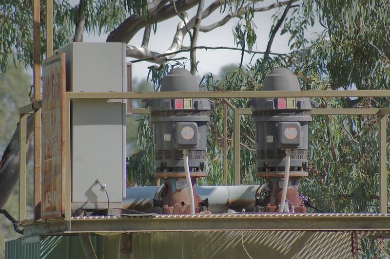Irrigation Pumps, Loxton
