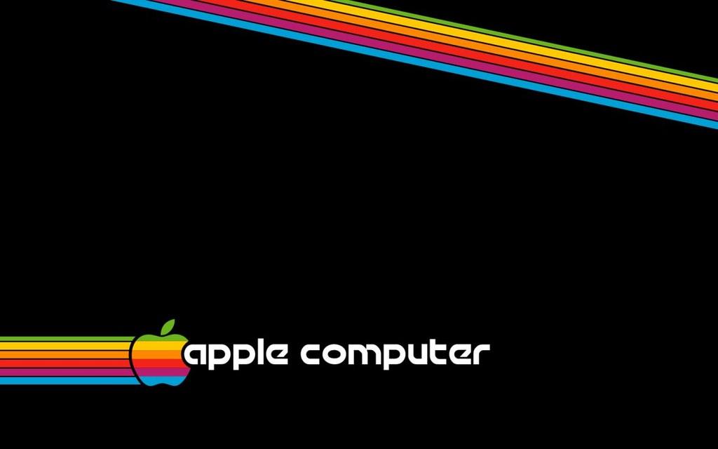 Apple Computer Wallpaper Oldschool Apple Computer Wallpape