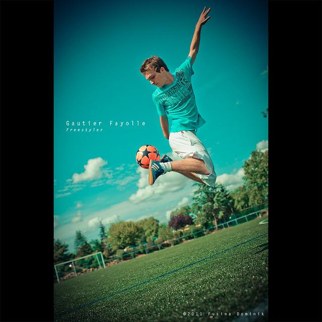 Gautier Fayolle - Freestyler Football
