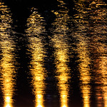 reflection on the water (2)