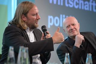 Dr. Anton Hofreiter, Ralf Fücks | by boellstiftung