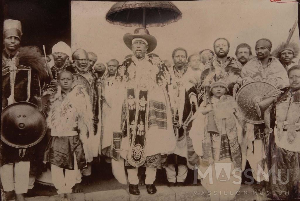 King Menelik