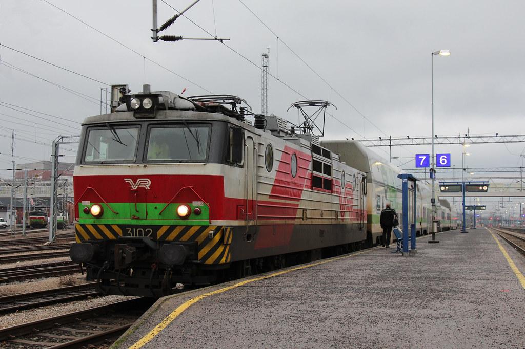 Vr Turku Tampere