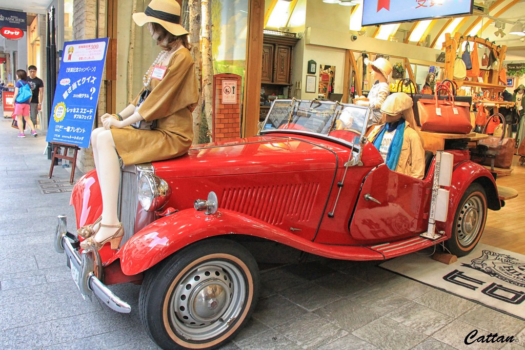 Shopping in Tokyo - Explore