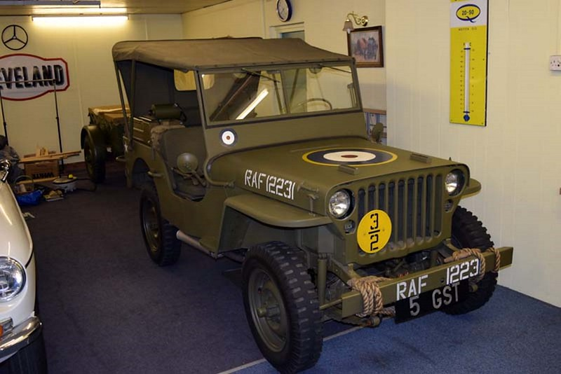 Willys Jeep 1943 2