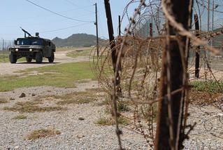 Humvee at Guantanamo | by The U.S. Army