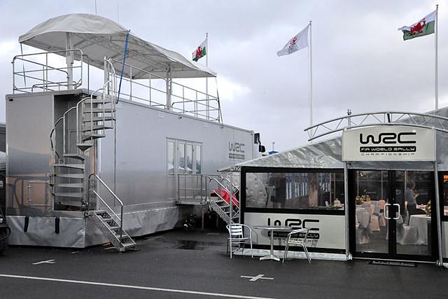 WRC TV coverage
