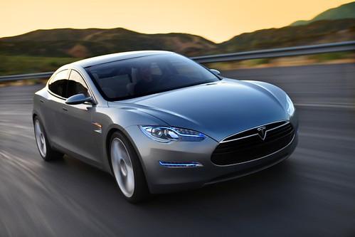Tesla Model S | by Al Abut