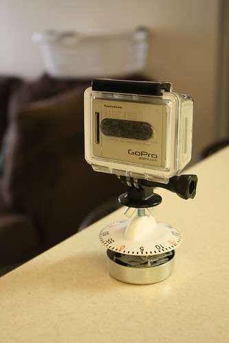Panning time lapse with a kitchen timer | by rtadlock