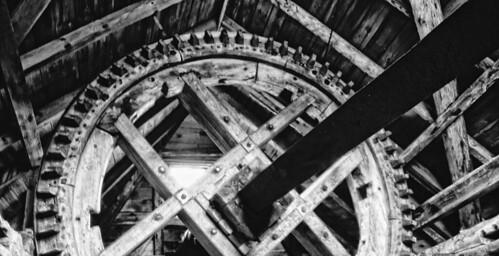 Bembridge Windmill Gears | by Hexagoneye Photography