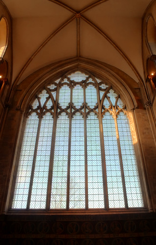 Chichester Cathedral Window | by Hexagoneye Photography