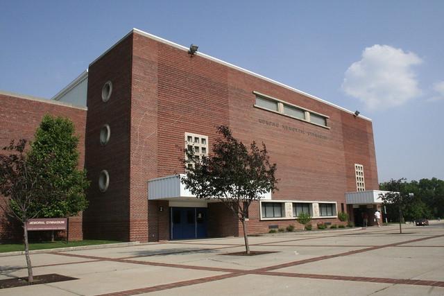 Kokomo Memorial Gym